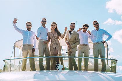 Кавер-группа Lux-Band
